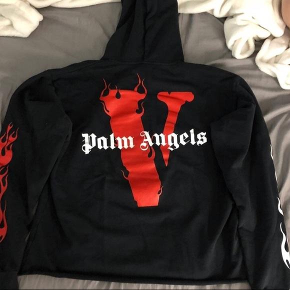 d9ef03db VLONE Shirts | X Palm Angels Hoodie | Poshmark